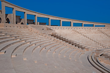 Amphitheater in Katara