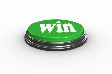 Win on digitally generated green push button