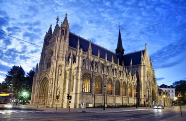 Notre Dame du Sablon's Cathedral