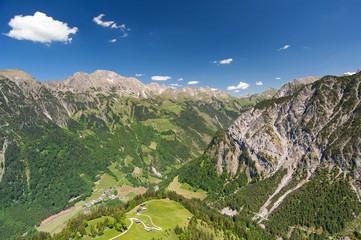 Walser Valley, Austria