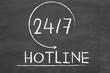24/7 hotline
