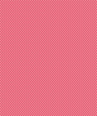 Simple pink retro dotted background