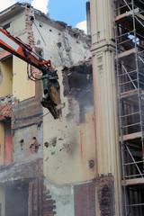 Demolizione edile
