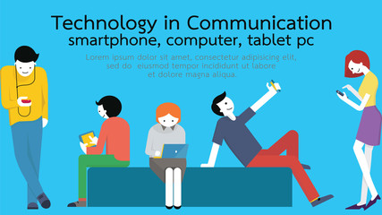 technology communication