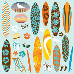 Surf Clipart