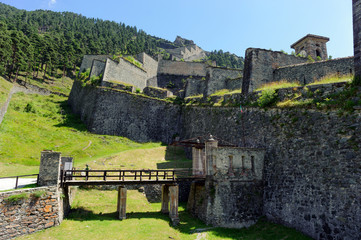 Forte di Fenestrelle - Val Chisone - Piemonte