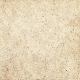 Pressed beige chipboard texture. Wooden background. poster