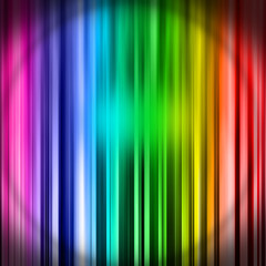 Abstract retro striped colorful background