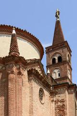 Pieve Santa Maria Assunta bell tower, Soncino