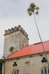 Cathedral St Michael and All Angels. Bridgetown, Barbados