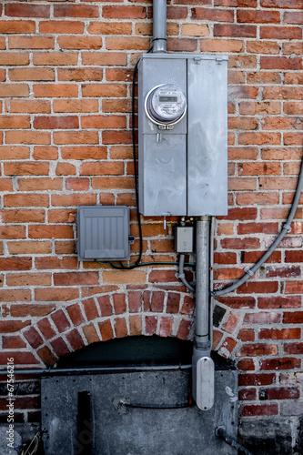 Electric Power Gauge