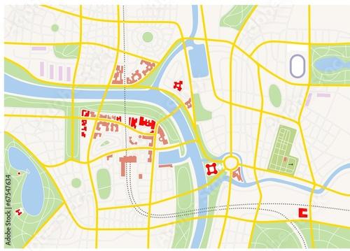 Stadtplan1507a - 67547634