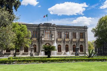 Castillo de Chapultepec en Ciudad de México