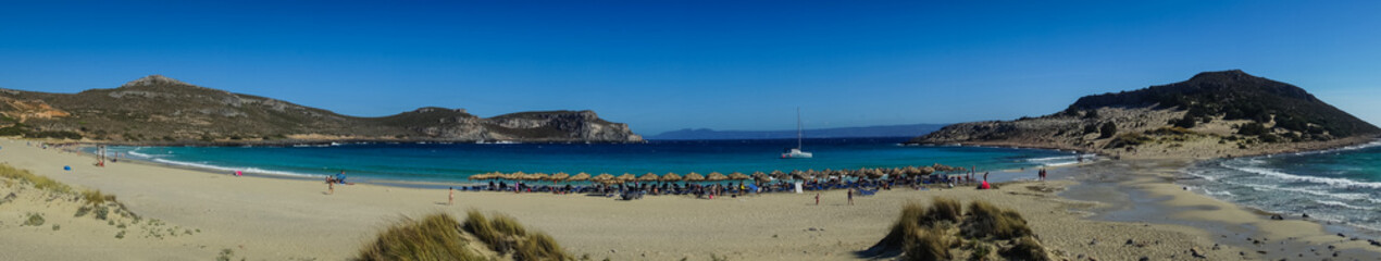 Simos beach, Elafonisos, Greece