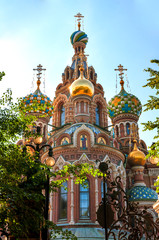 Church or the Saviour on Blode, St Petersburg, Russia