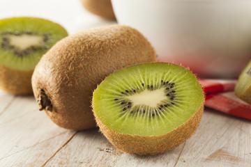 Fresh Organic Green Kiwi