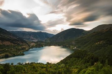 Lake of Scanno
