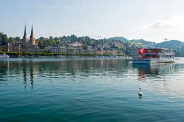 Schifffahrt Luzern Vierwaldstättersee