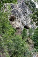 Abruzzo , Ripe di Civitella del Tronto
