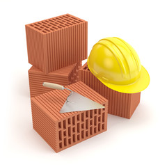 Bricks scene