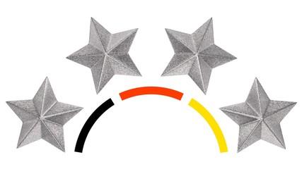Deutschland der vierte Stern VIII