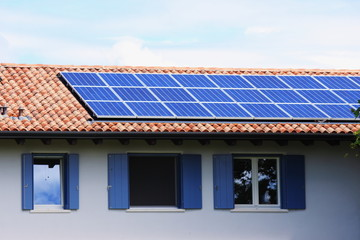 Photovoltaic panels - Solar energy