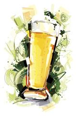 Beer Sketch