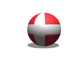 National flag of Denmark themes idea