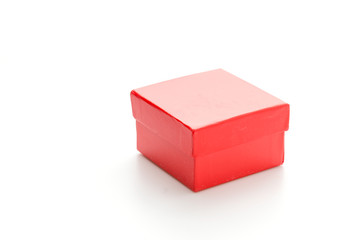 Red giftbox