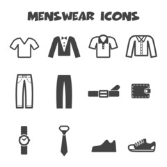 menswear icons