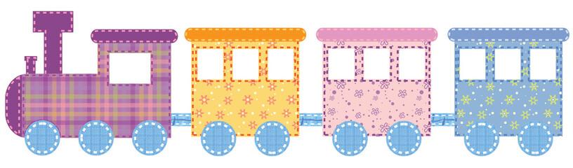 Babies train