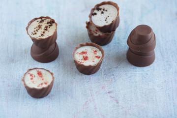 holiday sweet chocolates