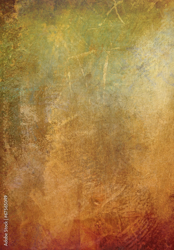 canvas print picture altes stockiges papier
