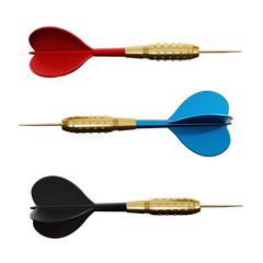 Isolated darts