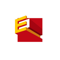 Sign the letter E