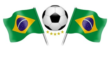 Brazil, soccer, 5 times world champion