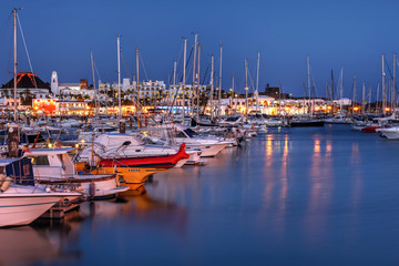 Marina Rubicon, Lanzarote, Spain