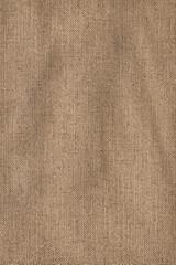 Linen Duck Unprimed Canvas Crumpled Texture Sample