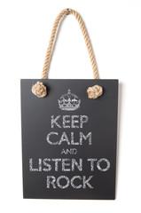 Listen to rock