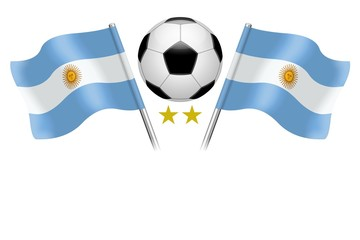 Argentina, soccer, 2 times world champion