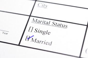 form of status