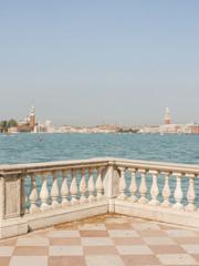 Venedig, historische Altstadt, Inseln, Panorama, Italien