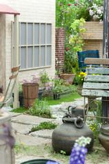 庭 中庭 ガーデニング