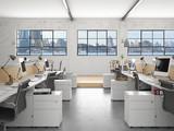 Fototapety Büro mi Panorama - Office building in New York
