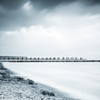 canvas print picture - Baltic Sea, Zingst, Germany