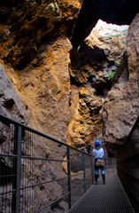 Jayona mine galleries