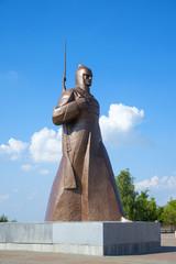 Памятник солдату в Ставрополе, Россия.
