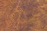 Old Cowhide Creasy Exfoliated Grunge Texture poster