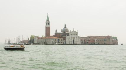 Venedig, Altstadt, Canale, Insel, San Giorgio Maggiore, Italien