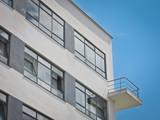Bauhaus Dessau Balkon poster